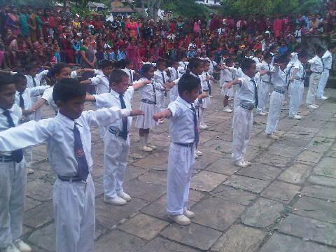 Tiger Festival - die Kids der Diamont Hill Academy